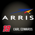 Carl Edwards 19 ARRIS