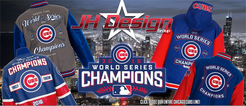 2016 WORLD SERIES CHICAGO CUBS