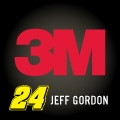 JEFF GORDON 24 3M