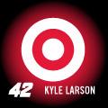 KYLE LARSON 42 TARGET