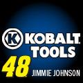 JIMMY JOHNSON 48 KOBALT TOOLS