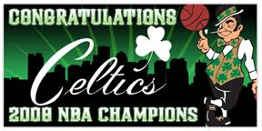 Celtics 2008 NBA Champions