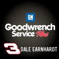 DALE EARNHARDT SR. 3 GM