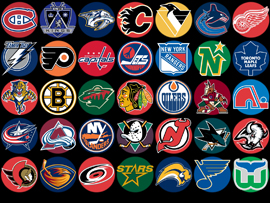 NHL COLLAGE COLLECTION
