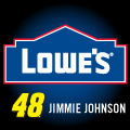 JIMMIE JOHNSON 48 LOWES