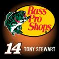 TONY STEWART 14 PRO BASS SHOPS
