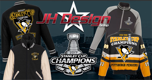 2007 STANLEY CUP CHAMPIONS PITTSBURGH PENGUINS