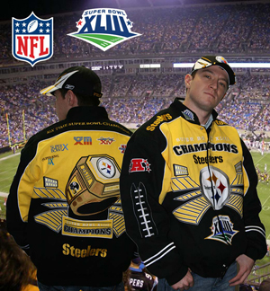 2009 Superbowl Steelers