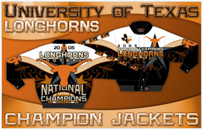 Texas Longhorns COL 005