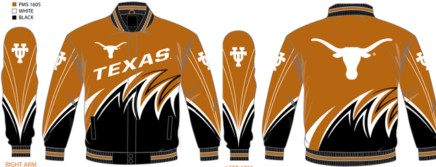 TEXAS LONGHORNS 01