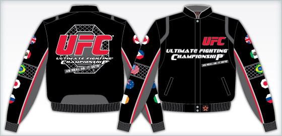 UFC 303 COL