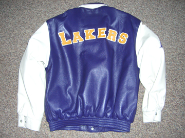 NBA Lakers 50th Anniversary