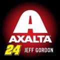 JEFF GORDON 24 AXALTA