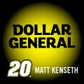 MATT KENSETH 20 DOLLAR GENERAL
