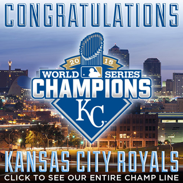 2015 WORLD SERIES KANSAS CITY ROYALS