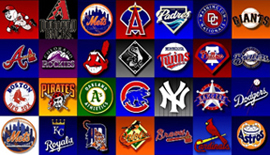 MLB Collage Collection