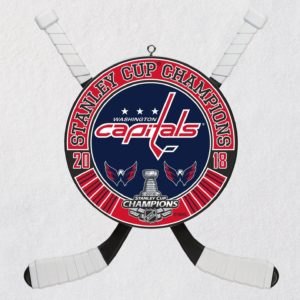 2018 STANLEY CUP CHAMPIONS WASHINGTON CAPITALS