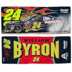 WILLIAM BYRON #24 AXALTA